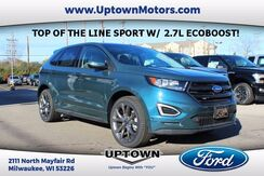 2016 Ford Edge Sport AWD Milwaukee and Slinger WI