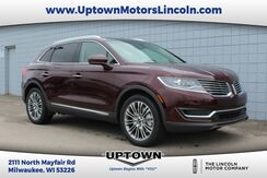 2017 Lincoln MKX Reserve AWD Milwaukee and Slinger WI