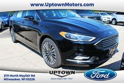 2017 Ford Fusion SE AWD Milwaukee and Slinger WI