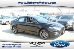 2017 Ford Fusion Sport Milwaukee and Slinger WI