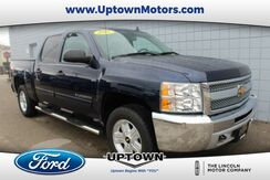 2012 Chevrolet Silverado 1500 4WD LT Crew Cab Milwaukee and Slinger WI