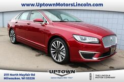 2017 Lincoln MKZ AWD Reserve Milwaukee and Slinger WI