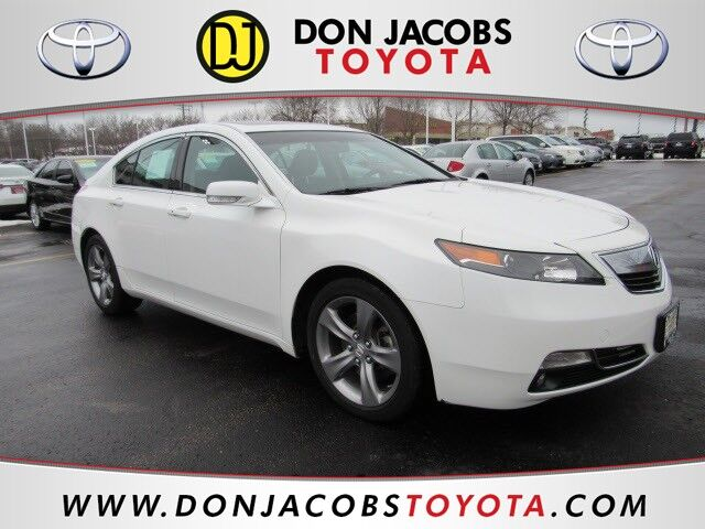 2013 Acura TL SH-AWD w/Technology Package Milwaukee WI