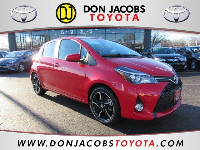 2016 Toyota Yaris SE Milwaukee WI