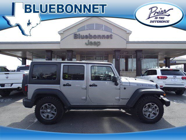 2016 Jeep Wrangler Unlimited Rubicon New Braunfels Tx 16888700
