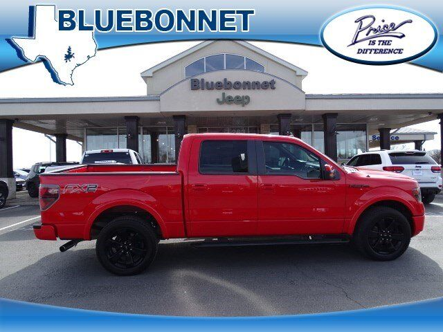 2014 ford f 150 fx2 new braunfels tx 16937102 for Bluebonnet motors new braunfels used cars