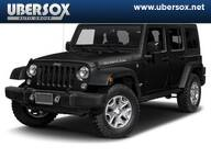 2017 Jeep Wrangler Unlimited Rubicon 4x4 Platteville WI