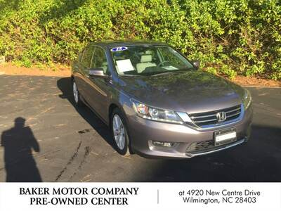 2015 Honda Accord EX-L V-6 w/Navigation Charleston SC