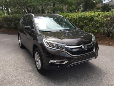 2015 Honda CR-V EX-L w/Navigation FWD Charleston SC