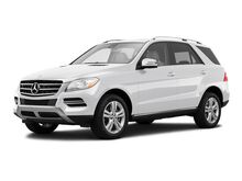 2015 Mercedes-Benz M-Class ML 350 4MATIC Charleston SC
