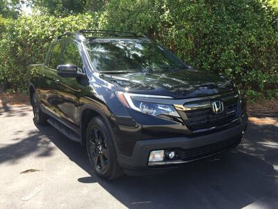 2017 Honda Ridgeline Black Edition AWD Charleston SC