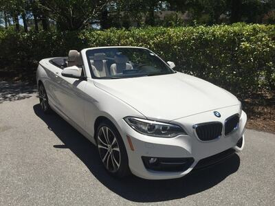 2017 BMW 230i xDrive Charleston SC