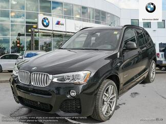 2016_BMW_X3_xDrive35i_ Edmonton AB