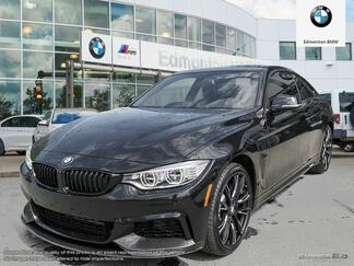 2015_BMW_4 Series_435i xDrive! TURBOCHARGED!! CUSTOM RIMS!!_ Edmonton AB