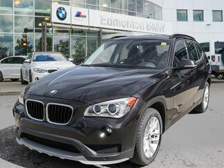2015_BMW_X1_xDrive28i!! ALL-WHEEL DRIVE!! VERY LOW KM!!_ Edmonton AB