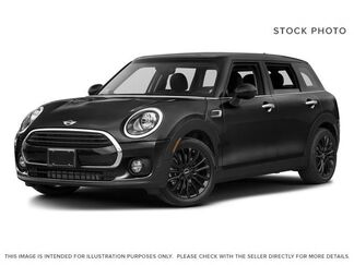 2017_MINI_Cooper Clubman_ALL4_ Edmonton AB
