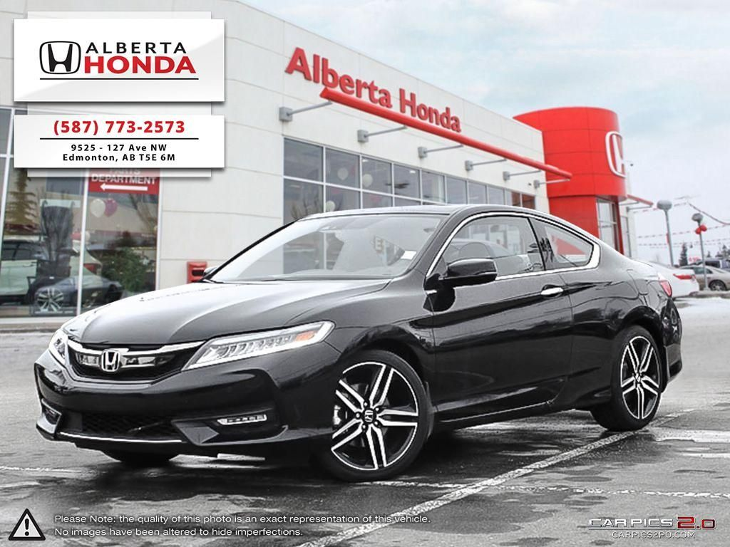 2016 honda accord coupe touring leather interior satellite radio edmonton ab 13880006. Black Bedroom Furniture Sets. Home Design Ideas