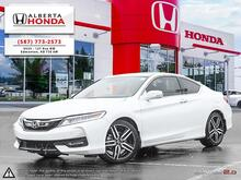 2016_Honda_Accord Coupe_Touring NAVIGATION! PRICED TO SELL! FINANCING AVAILABLE!_ Edmonton AB