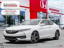 2016_Honda_Accord Coupe_Touring! HEATED LEATHER SEATS! NAVIGATION! BLUETOOTH!_ Edmonton AB