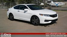 Honda Accord Coupe Touring NAVIGATION! FULLY LOADED! 2016