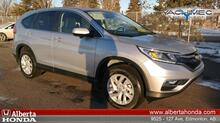 2016 Honda CR-V EX-L FINANCING AVAILABLE! PRICED TO SELL! Edmonton AB