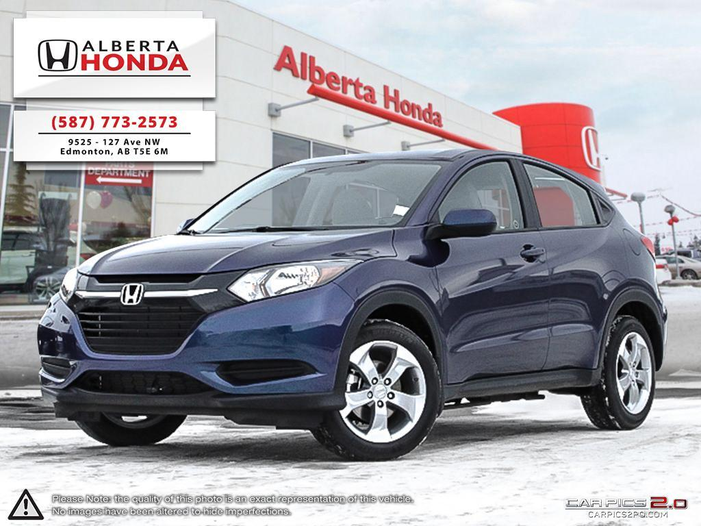 Home New Inventory Honda HR-V 2017 Honda HR-V