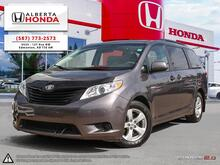 2014_Toyota_Sienna_L | Accident Free | Clean Carproof | Low Kilometers | Priced to Sell_ Edmonton AB