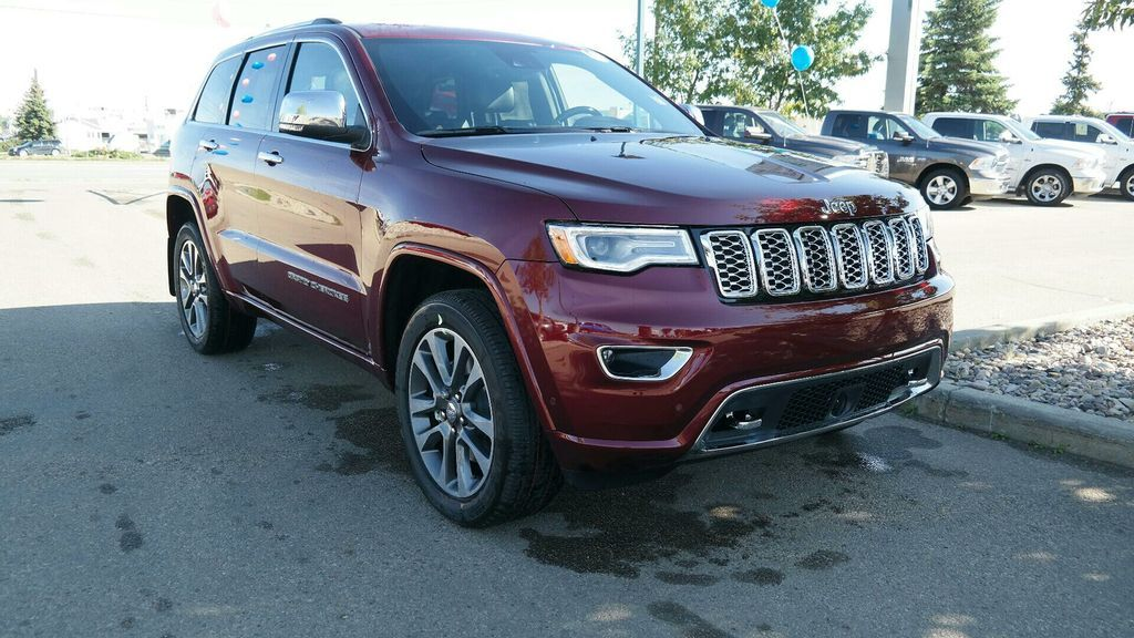 2018 jeep grand cherokee overland for sale page 2 cargurus autos post. Black Bedroom Furniture Sets. Home Design Ideas