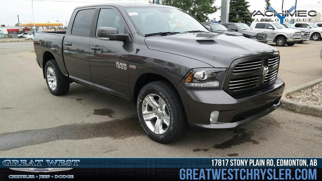 2014 dodge ram 1500 sport crew cab fully autos post. Black Bedroom Furniture Sets. Home Design Ideas