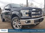 2016 Ford F-150 King Ranch SuperCrew 145