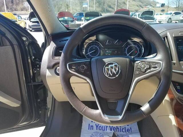 2014 Buick Regal Premium I 4dr Sedan Adamsburg PA