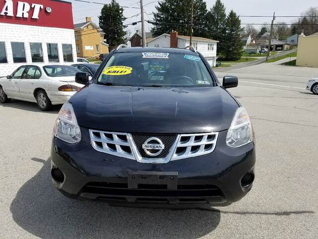 2012 Nissan Rogue SV AWD 4dr Crossover Adamsburg PA