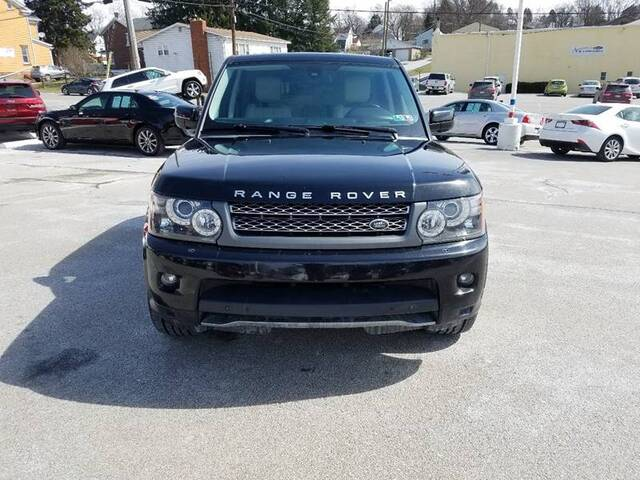 2011 Land Rover Range Rover Sport Supercharged 4x4 4dr SUV Adamsburg PA
