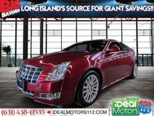Cadillac CTS Coupe Performance 2012