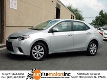 2015 Toyota Corolla LE 4-Speed AT South Hackensack NJ