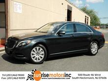 2015 Mercedes-Benz S-Class S550 4MATIC South Hackensack NJ