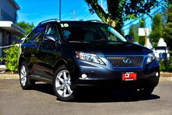 Lexus RX350 Spotless RX with clean history. 2010