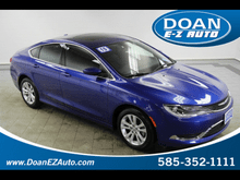 2015 Chrysler 200 Limited Rochester NY