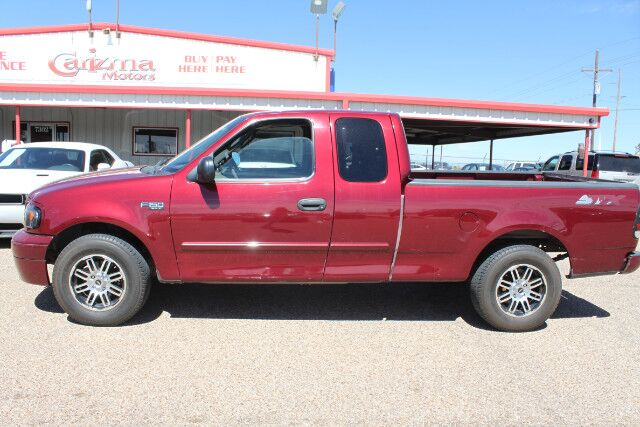 2004 Ford F 150 Heritage Xlt Supercab Long Bed 2wd Lubbock