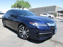 2015 Acura TLX 2.4 8-DCT P-AWS with Technology Package Albuquerque NM
