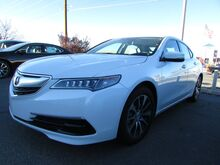 2017 Acura TLX 2.4 8-DCT P-AWS with Technology Package Albuquerque NM