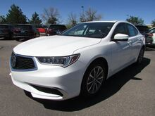 2018 Acura TLX 2.4 8-DCT P-AWS with Technology Package Albuquerque NM