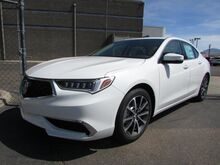 2018 Acura TLX 3.5 V-6 9-AT P-AWS Albuquerque NM