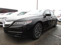 Acura TLX 3.5 V-6 9-AT P-AWS with Technology Package 2017