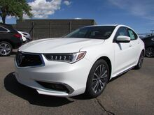 2018 Acura TLX 3.5 V-6 9-AT P-AWS with Advance Package Albuquerque NM