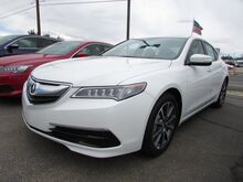 2017 Acura TLX 3.5 V-6 9-AT SH-AWD with Technology Package Albuquerque NM