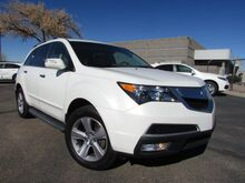2013 Acura MDX With Technology Package Albuquerque NM
