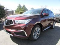 Acura MDX with Technology Package 2017