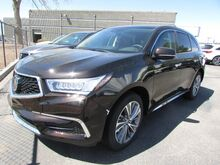2017 Acura MDX with Technology Package Albuquerque NM