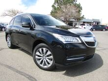 2014 Acura MDX SH-AWD with Technology Package Albuquerque NM